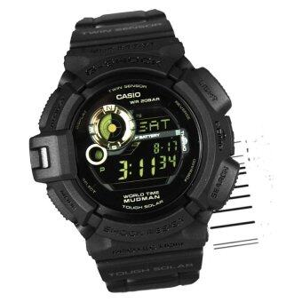 Harga Casio G-9300GB-1 Men G-Shock Mudman Solar Powered Watch G-9300GB-1DR G-9300GB-1D