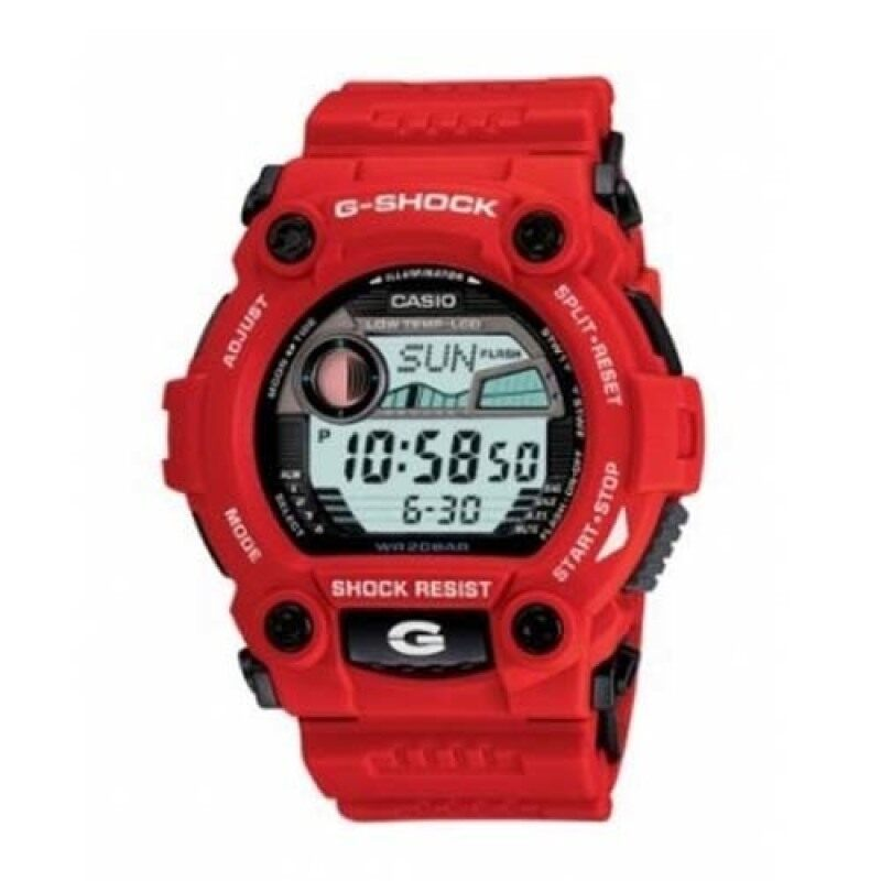 Casio G-Shock G-7900A-4 Red Malaysia