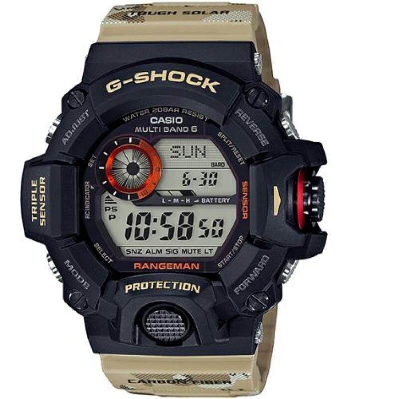 CASIO G-SHOCK GW-9400DCJ-1 RANGEMAN Malaysia