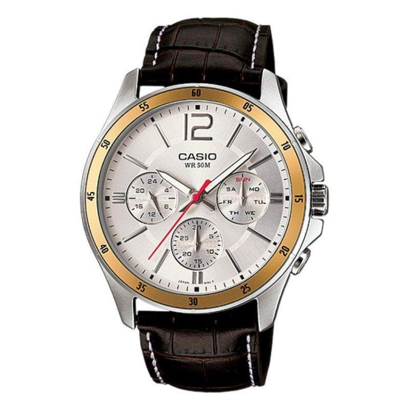 Casio Multifunction MTP-1374L-7A Mens Watch Malaysia