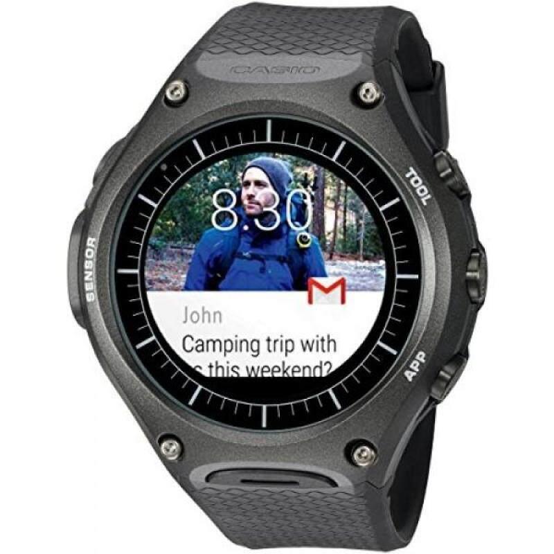 Casio WSD-F10 Smart Outdoor Watch Malaysia