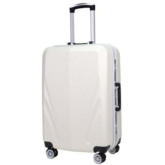 Cheap Best Luggage Brands Sizes 24 Inch for Sale White | Lazada ...