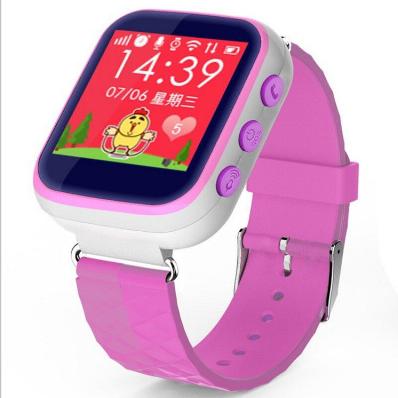 Children watch the new wholesale phone positioning watches A3K positioning intelligent wearable phone anti lost students watch Malaysia