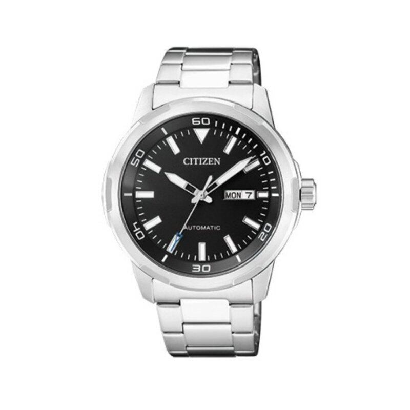 Citizen NH8370-86E Men Automatic Stainless Steel Analog Watch Malaysia
