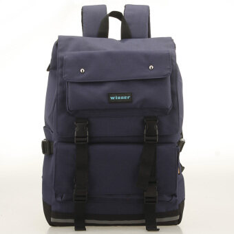 Cool Backpack Japan Korea Style Large Capacity Travel Bag