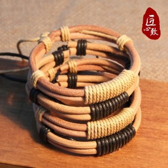 Harga Couple men and women s001 Original Design handmade jewelry bracelet