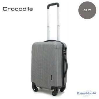 "Harga Crocodile ABS Luggage Cabin 20"" Size sold by TRAVEL FOR ALL"