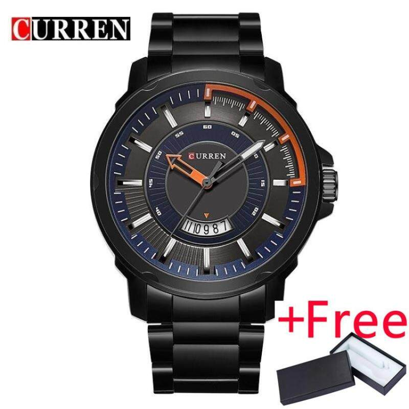 CURREN Luxury Brand Analog Sports WristWatch Jam Tangan  Display Date Mens Quartz Watch Jam Tangan  Business Watch Jam Tangan  Men Watch Jam Tangan  8229 Malaysia