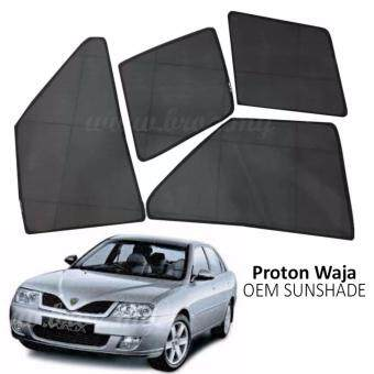 Custom Fit OEM Sunshades/ Sun shades for Proton Waja (4PCS)