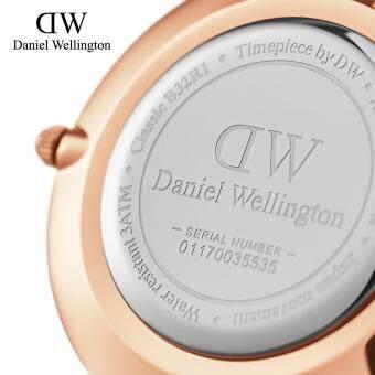 Daniel Wellington Classic Petite Melrose 32mm White - 5