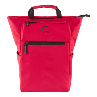 Delsey Marcadet Backpack 1 Compartment - Red