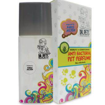 Harga DR PETS ANTI BACTERIAL PET PERFUME (INSPIRED BY PARIS HILTON)