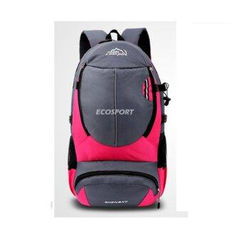 EcoSport 35L Waterproof Outdoor Hiking Backpack (Pink)
