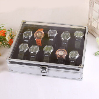 Eva New Style High-grade silver side display box