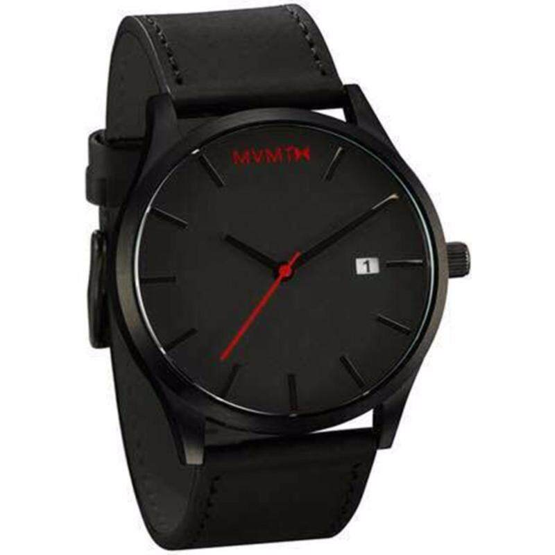 Fashion MVMT Watches Black Face Strap Mens Watch Malaysia