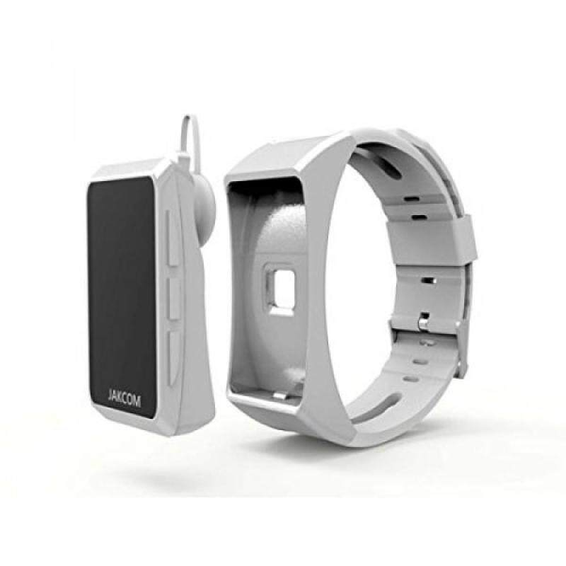 From USA JKZ Smart Bracelet Smart Watch Heart rate monitoring Motion detection Bluetooth headset Smart watch features combined (white) Malaysia