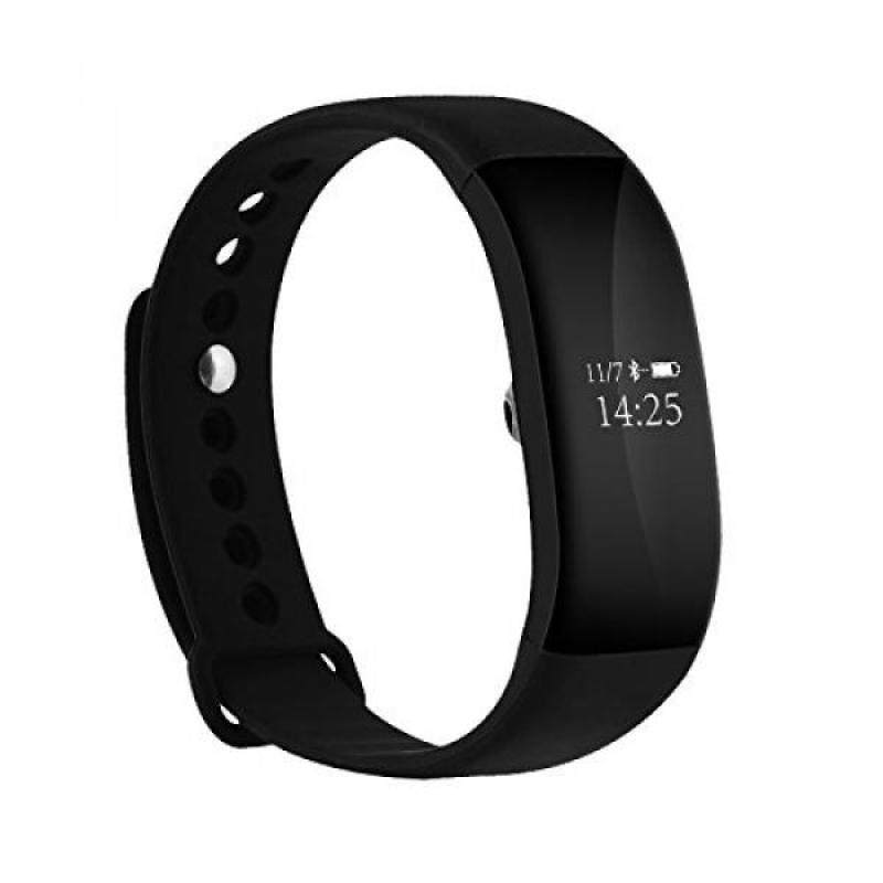 From USA V66 Smart Bracelet Watch Heart Rate Monitor Pedometer Calorie Sleep Monitor Fitness Tracker Wristband for IOS Android (Black) Malaysia