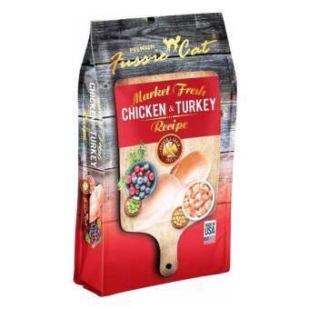 FUSSIE CAT MARKET FRESH CHICKEN & TURKEY (CAT) 1.8KG