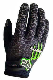 Ghost head long off-road motorcycle gloves