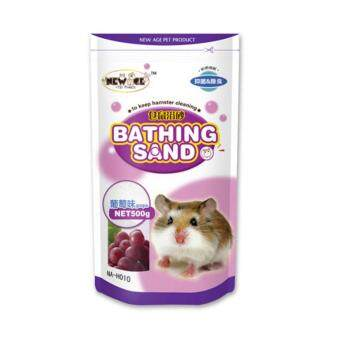 Harga Hamster Bathing Sand Grapes 500g