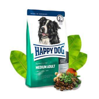 Harga Happy Dog Dry Dog Food Medium Adult 4kg