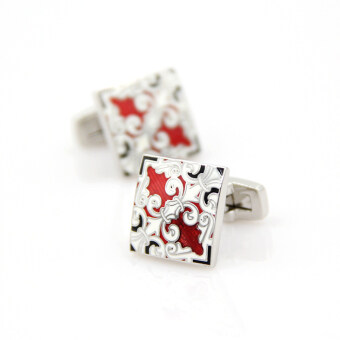 High-end French shirt cufflinks