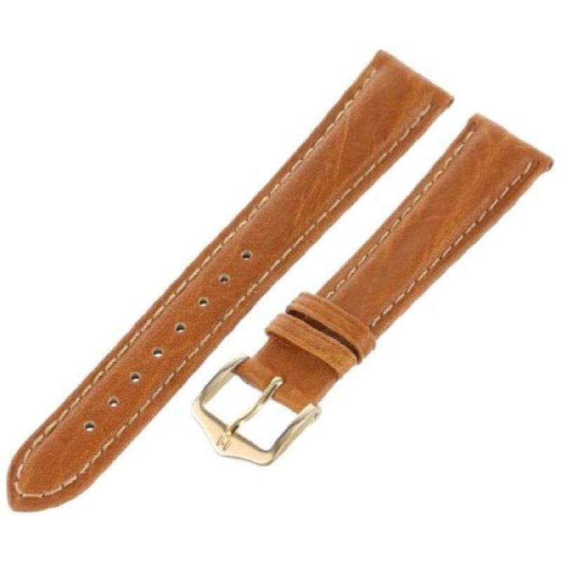 Hirsch 010091-10-16 16 -mm Genuine Textured Leather No Allergy Lining Watch Strap Malaysia