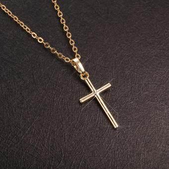 Hot Sale Popular Cross Pendant Necklace Decoration Accessory - 3