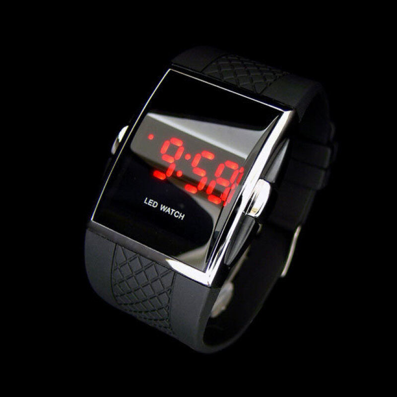 Hot Style Wrist Watch Gifts Kid Boys Men Black Malaysia