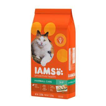 Harga IAMS Proactive Health Adult Hairball Care 7LBS.