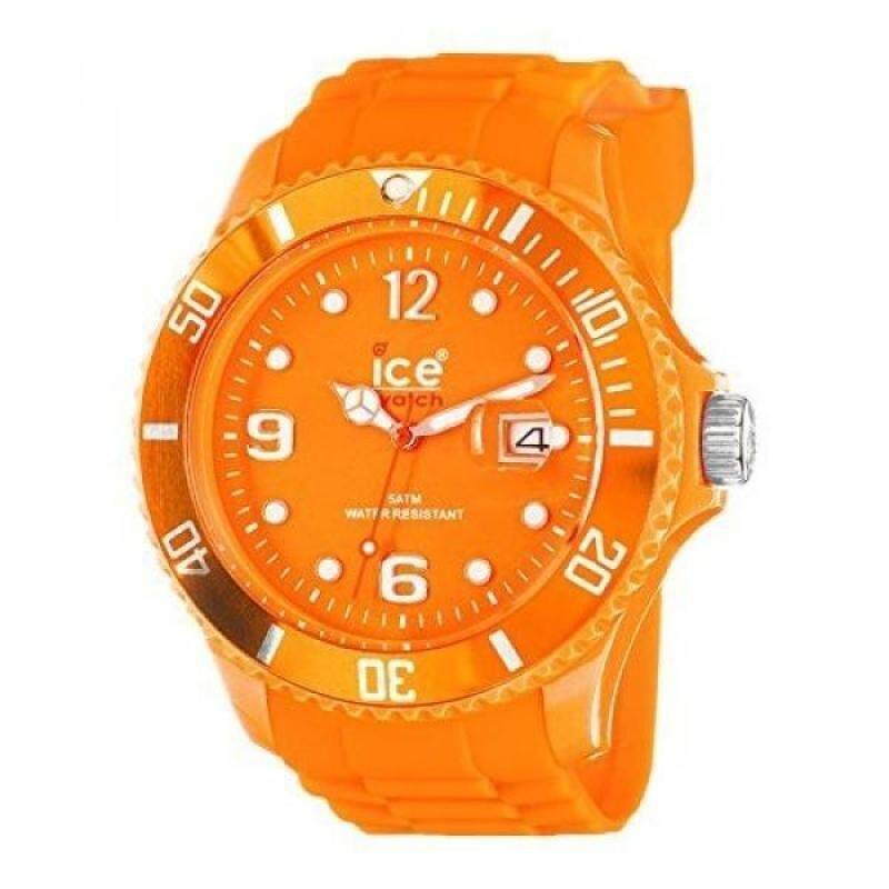 Ice-Watch Ice-Summer Sili Collection Polyamide and Silicone Orange Mens Watch SS.FO.B.S.11 Malaysia