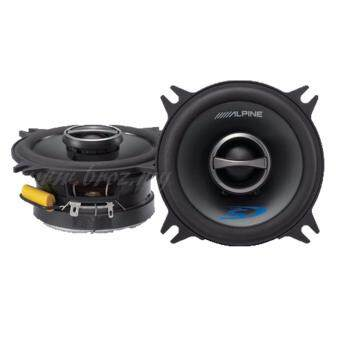 Harga Alpine SPS-410 Type-S 4 inch Coaxial Car Speakers 40W RMS