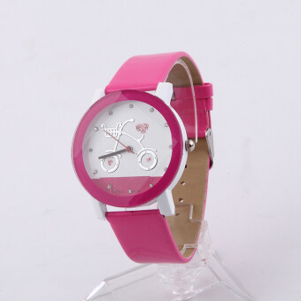 Harga Hot selling watches Leisure watches sell like hot cakes Cartoon watches sell like hot cakes mei red