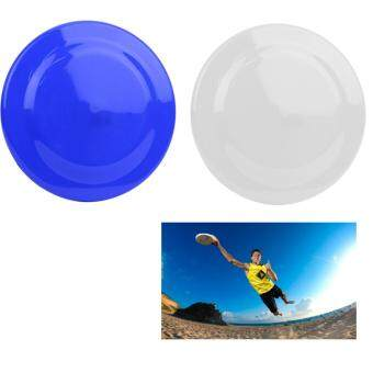 Harga Dog Frisbee Flying Training Disc Pets Toy Pack for 2