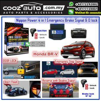 Harga Honda BRV BR-V Nippon Power 4 IN 1 OBD EBS D Lock Emergency Brake Signal