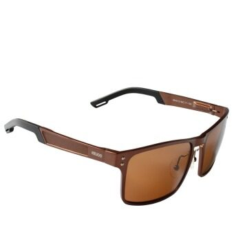 Harga KEUOO 2016 Men Women Polarized Sunglasses for Driving Cycling Fishing Running Golf Outdoor Sport K8555C3 (Brown)