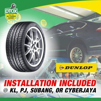 Harga DUNLOP Sport J5 tyre 185/60R15 (with installation)