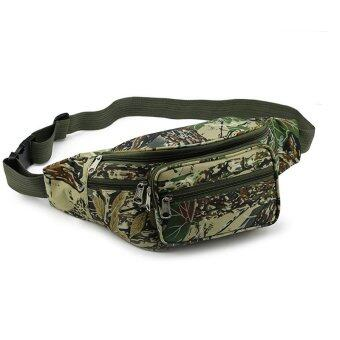 Harga Canvas Sport Waist Packs Man Jogging Fitness Climbing Bag Pouch Money Belt Fashion Men Pack Durable Camouflage Waist Bagg