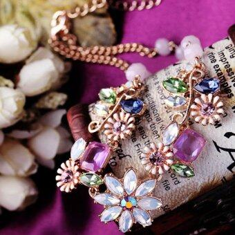 Harga ONLY Charming Flower Design Necklace