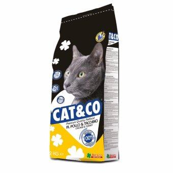 Harga Adragna Cat & Co Chicken & Turkey 2Kg