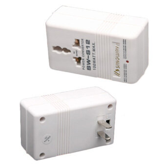 Harga 2pcs Professional 220/240 To 110/120 Power Voltage Converter