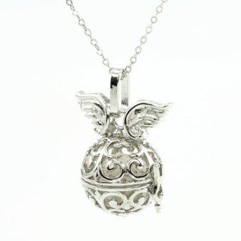 Harga Diffuser Necklace - wings