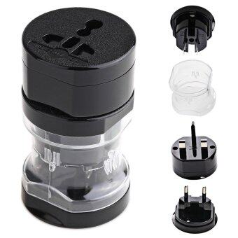 Harga Mini Size Travel Adapter International Plug Charging Port Universal AC Socket Kit