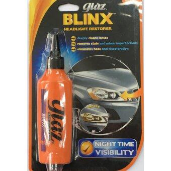Harga MICROTEX GLAZ BLINX HEADLIGHT RESTORER with TERRY CLOTH