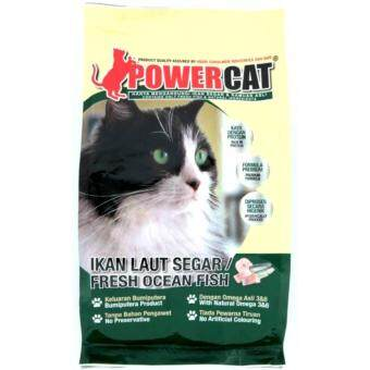 Harga POWERCAT FRESH OCEAN FISH 7KG