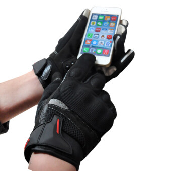 Harga Motorcycle Gloves Off-Road Drop Resistance Touch Screen Gloves Guantes Moto Luvas Alpine Motocross Stars Size L