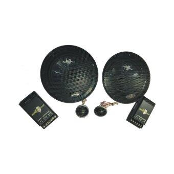 "Harga Adams Digital GTR Series GTR 665 6.5"" 2 Way Component Speaker System"