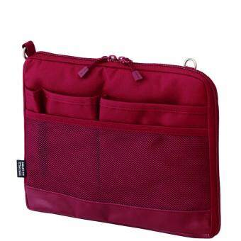 Harga Lihit Lab ACTACT Bag in Bag H A5 Size (Red)