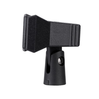 Harga Andoer MC1 Clip-Type Microphone Mic Clip Holder Bracket for Wireless Wired Microphone Stand