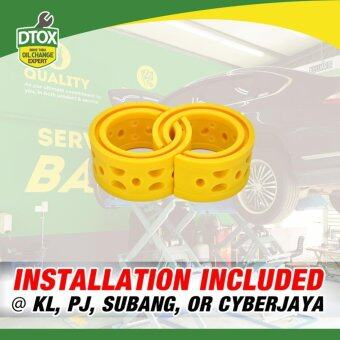 Harga (Installation included) Orsen Spring Buffer for FORD Fiesta (New)